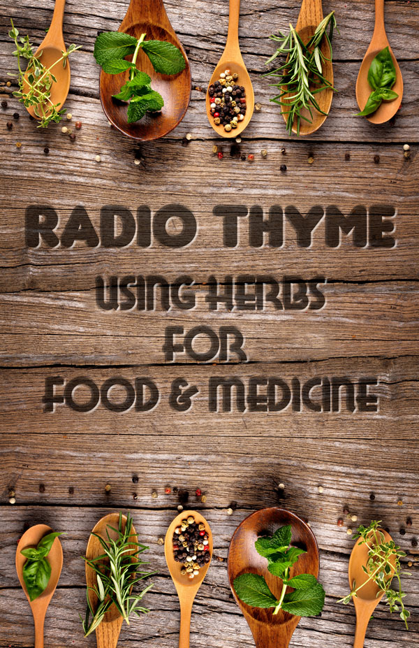 It's Radio Thyme!