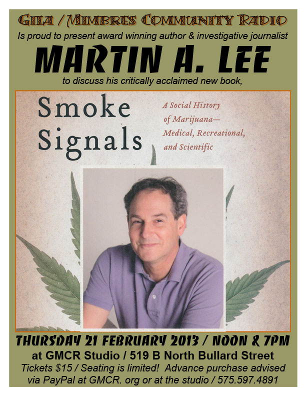 Martin A Lee / Smoke Signals