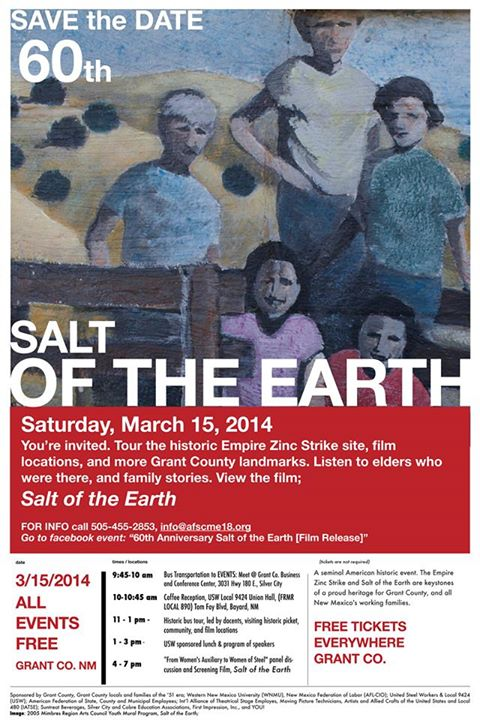 Salt of the Earth - 60th Anniversary