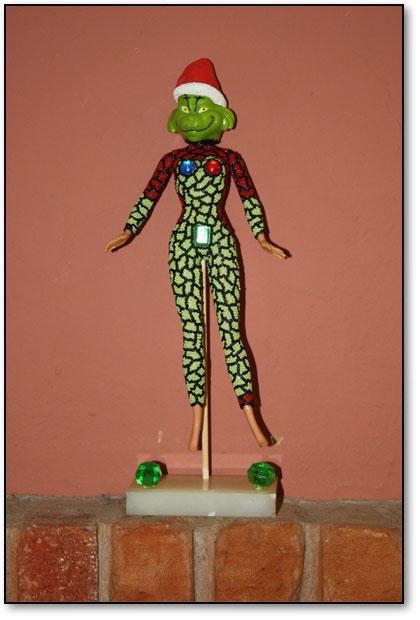 4499-Teri-Hruske---Grinch-Barbie
