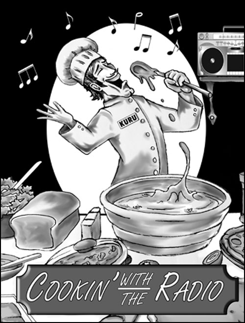 Cookin' with the Radio!