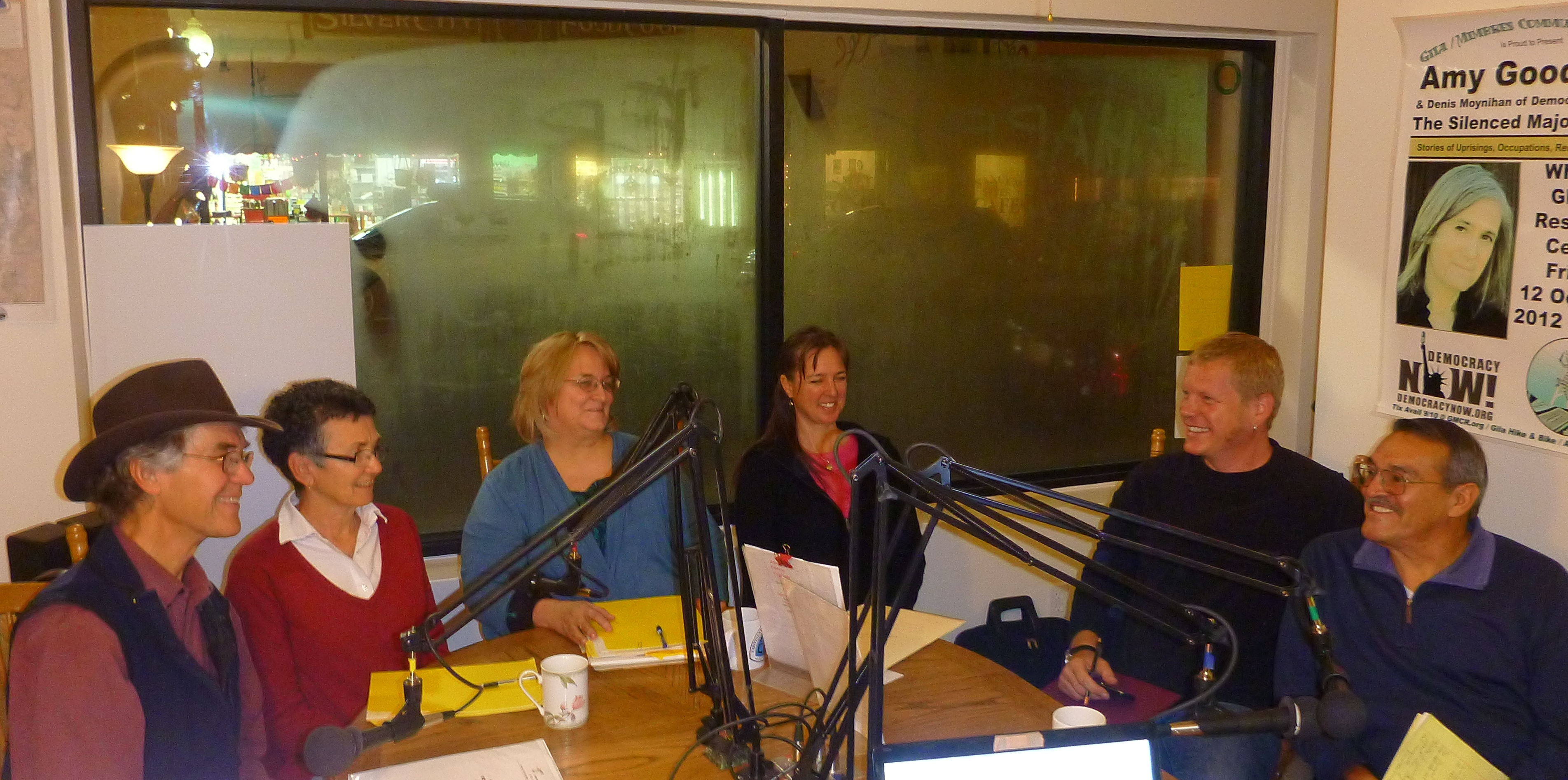 Panel on education in the Silver and Cobre Schools