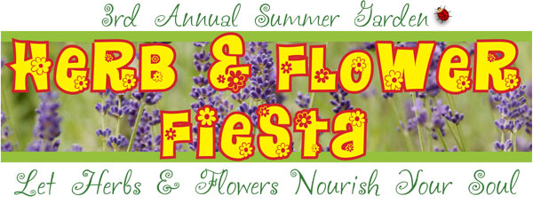 Herb & Flower Fiesta!