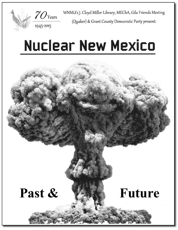Civil Discourse / WNMU / Nuclear NM Past & Future
