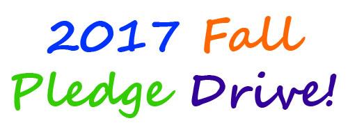 GMCR / KURU Fall Pledge Drive